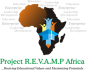 Project Revamp Africa Logo